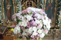 В понедельник Страстной седмицы митрополит Орловский и Болховский Тихон совершил Литургию Преждеосвященных Даров в Николо-Песковском храме Орла. 13 апреля 2020 г.