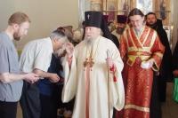 Архиепископ Паисий. Михаило-Архангельский собор. 23 мая 2005