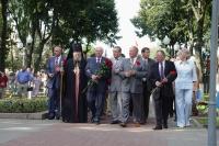 В канун Дня города Орла. 4 августа 2005 г.