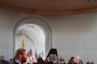 9 марта 2006. Великопостное богослужение в Михаило-Архангельском соборе