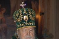День Ангела архиепископа Паисия. 28 ноября 2007 г.