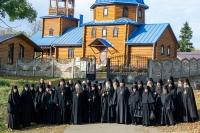 Члены Межведомственной комиссии по вопросам образования монашествующих посетили Орловскую митрополию. 6-8 октября 2020 г.