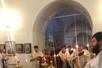 В Сергиевом Посаде состоялось отпевание и погребение протоиерея Николая Коваленко, клирика Ахтырского кафедрального собора города Орла. 20 ноября 2020 г.