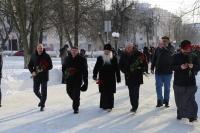 Митрополит Орловский и Болховский Тихон участвовал в мероприятиях в честь Дня защитника Отечества. 20 февраля 2021 г.