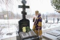 В 13-ю годовщину кончины Архиепископа Орловского и Ливенского Паисия на могиле Архипастыря митрополит Орловский и Болховский Тихон совершил литию. 20 марта 2021 г.