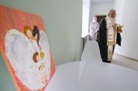 Митрополит Орловский и Болховский Тихон освятил помещение Семейного МФЦ в Орле. 12 мая 2021 г.