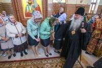 В Неделю 3-ю по Пасхе митрополит Орловский и Болховский Тихон возглавил Литургию в Свято-Успенском монастыре Орла. 16 мая 2021 г.