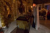 В ночь с 1 на 2 мая 2021 года в Богоявленском соборе Орла митрополит Орловский и Болховский Тихон совершил Пасхальные богослужения — полунощницу, крестный ход, Пасхальную заутреню и Литургию свт. Иоанна Златоуста
