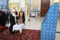 У орловского трезвеннического движения появилась своя святыня — образ «Неупиваемая чаша». 25 мая 2021 г.
