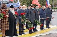 Митрополит Орловский и Болховский Тихон принял участие в меропритиях, посвященных 76-й годовщине Победы в Великой Отечественной войне. 9 мая 2021 г.