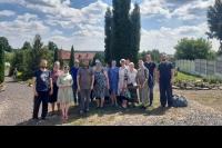 Участники орловских православных молодежных движений Орла потрудились в поддержку обители святой Ксении