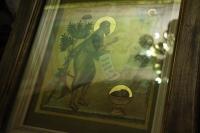 В канун Усекновения главы Пророка, Предтечи и Крестителя Господня Иоанна, митрополит Орловский и Болховский Тихон совершил всенощное бдение в Иоанно-Крестительском храме города Орла. 10 сентября 2021 г.