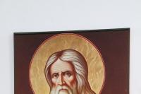 В праздник Воздвижения Креста Господня митрополит Тихон совершил Литургию во Мценске. 27 сентября 2021 г.