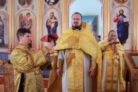 Первое празднование Собора Орловских святых торжественно прошло в Болхове. 8 сентября 2021 г.