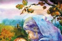 Посткроссеры из Мценска организовали просветительскую акцию «Иоанн Кукша Печерский — креститель земли Мценской». 8 сентября 2021 г.