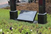 Митрополит Тихон участвовал в церемонии перезахоронения останков 24 советских воинов во Мценском районе. 1 октября 2021 г.