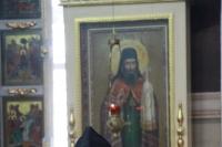 В Неделю 15-ю по Пятидесятнице, по Воздвижении митрополит Орловский и Болховский Тихон совершил Божественную литургию в Ахтырском кафедральном соборе города Орла. 3 октября 2021 г.