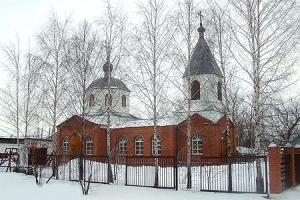 Покровский храм п. Долгое