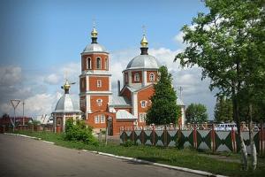 Храм Михаила Архангела г. Малоархангельск