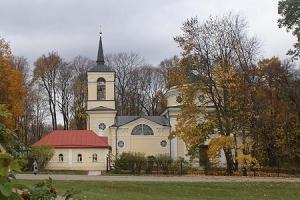 Спасо-Преображенский храм с. Спасское-Лутовиново