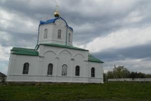 Введенский храм с. Вышнее Ольшанское