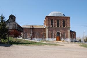 Храм прп. Сергия Радонежского с. Сергиевское