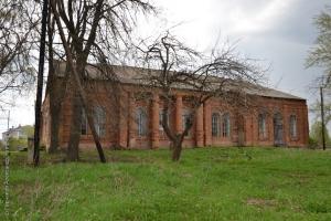 Никольский храм с. Хотимль-Куменково