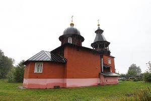 Преображенский храм с. Калинино