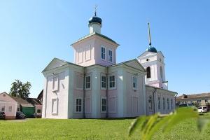 Введенский храм города Болхова