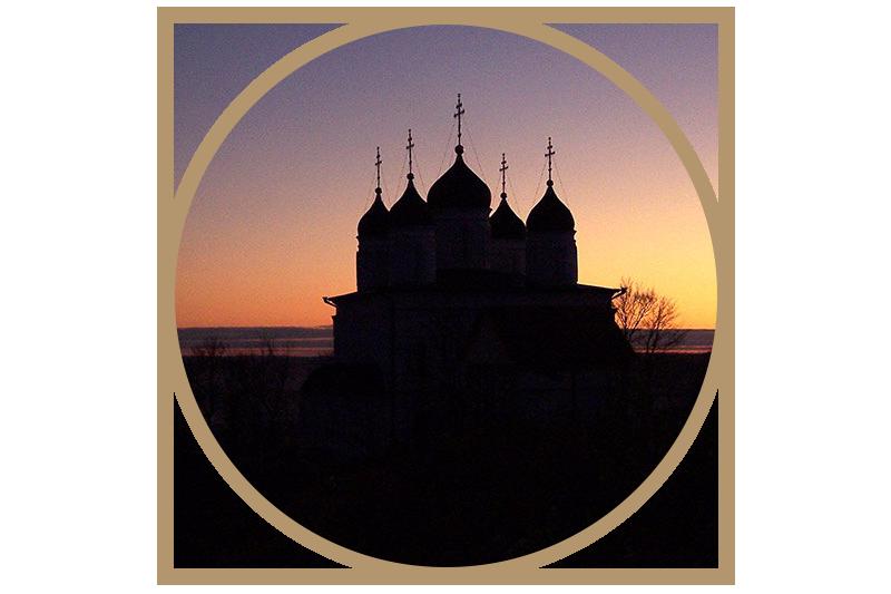 350-летие отметит Троицкий собор болховского Оптина монастыря